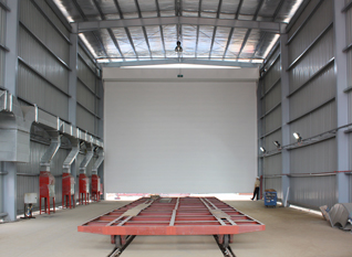 GIANT Series Extra-large Roller Shutters