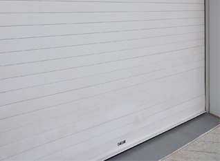 Insulated Aluminium Shutter