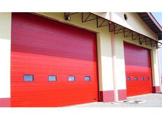 Sectional Overhead Door Gliderol Doors Singapore