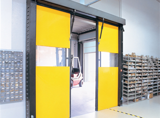 Butzbach NOVOSPRINT High Speed Traffic Door